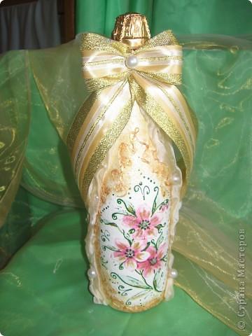 свадебный набор. первая работа... фото 10
