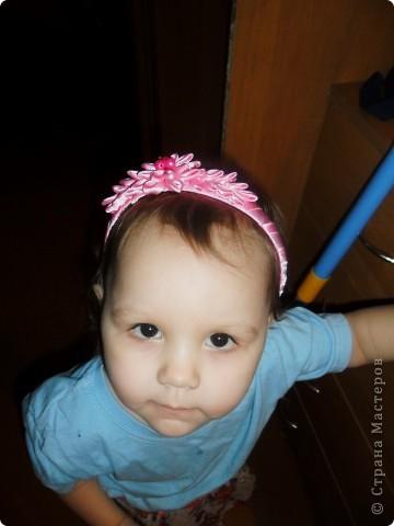 ободок для доченьки фото 2