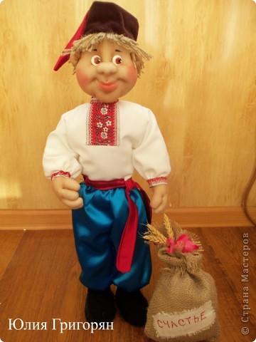 Парочка в украинском национальном костюме фото 3