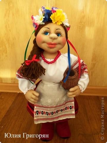 Парочка в украинском национальном костюме фото 4