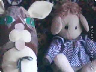 кот Котофей и кролик Марфуша фото 1