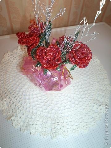 Дорогие жители страны мастеров выставляю первые свои розы. фото 5