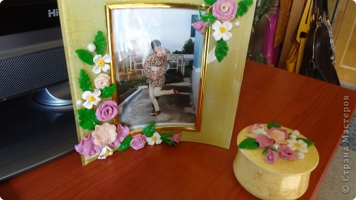 Насмотревшись работ в СТРАНЕ и в часности Ксюши25 сделала крестнице подарок на день рождения фото 1
