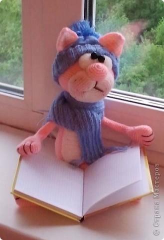 Розовый кот от Elena Gunger фото 5