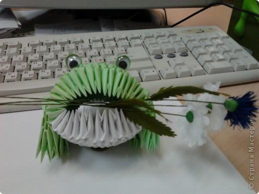 Лягушка для Надюшки фото 3