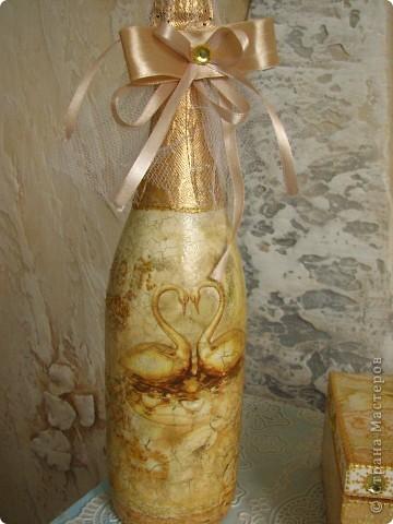Декор предметов Свадьба Декупаж Золотая пара -подарок к Золотой свадьбе родителей Салфетки фото 2