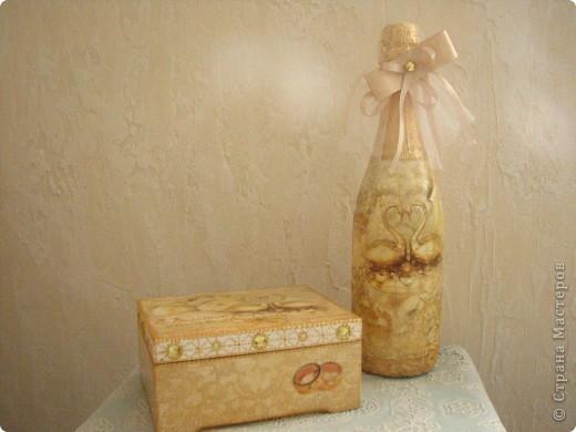 Декор предметов Свадьба Декупаж Золотая пара -подарок к Золотой свадьбе родителей Салфетки фото 8
