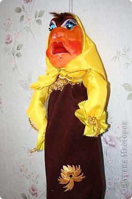 Анфиса.кукла-мешочек для целофановых пакетиков. фото 3