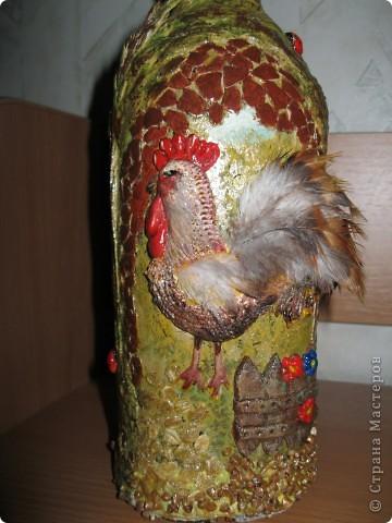 моя версия бутылочки фото 1