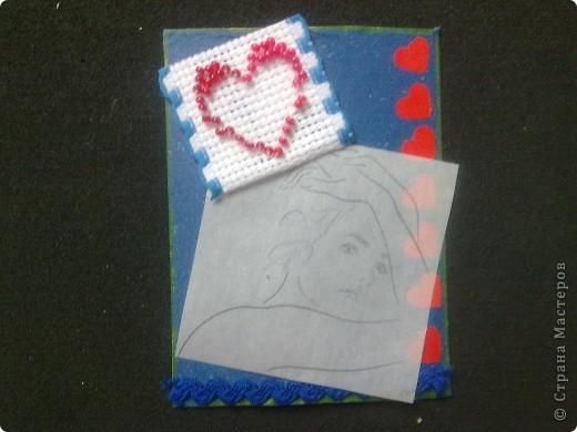 """В основе карточек распечатка работ В.Шорохова. """"Удивительные по своей пластике графические работы Владимира Шорохова.  В них все настолько гармонично, при минимуме линий, в итоге рождается поэтический, прекрасно-утонченный женский образ.""""   Образы напечатала на кальке, и получилось то, что и задумывалось: то ли девочка, а то ли виденье. №1 Девушка - скромница фото 6"""