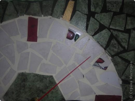 мозаика-часы фото 2