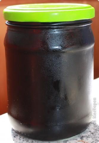 4 ст. черники + 0,5 ст. сахара фото 6