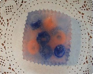 """Разошлось как то всё мыльце,которое было подарено,которое измылено.И хоть времени мало,но вот  """"руки всё чешутся"""" надо мыльца сварить,решила хоть немного """"чесотку ручную"""" по унять.Всё мыло из основы(Англия),только Лисичка перевар из крем-мыла DOVE фото 4"""
