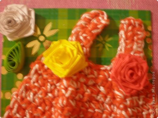 Всем доброго времени суток!!!  Вот Моя новая серия карточек Нежность роз. Розы выполнены в технике квиллинг.  фото 10