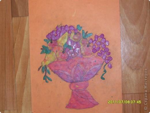 ваза с фруктами фото 1