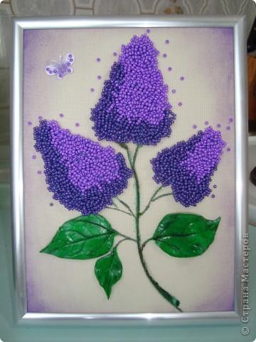 Я делала панно для родителей  http://stranamasterov.ru/node/207218, мама просила ещё. Вот, выполняю заказ. фото 1