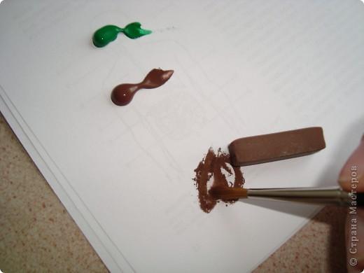 Я делала панно для родителей  http://stranamasterov.ru/node/207218, мама просила ещё. Вот, выполняю заказ. фото 35
