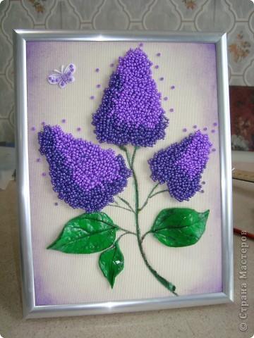 Я делала панно для родителей  http://stranamasterov.ru/node/207218, мама просила ещё. Вот, выполняю заказ. фото 43