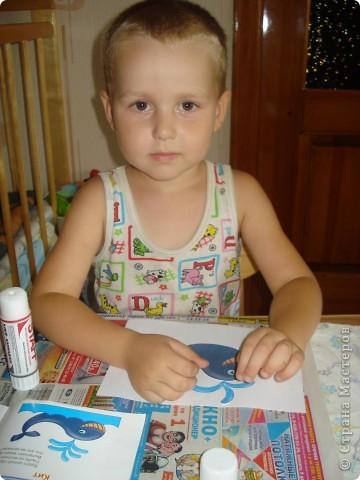 Недавно Елена Базарова писала про книжки с аппликацией для малышей. Мы давно уже делаем эти аппликации. Вот из последнего. Летняя коллекция фото 1