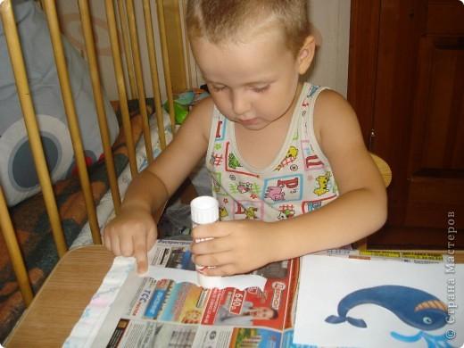 Недавно Елена Базарова писала про книжки с аппликацией для малышей. Мы давно уже делаем эти аппликации. Вот из последнего. Летняя коллекция фото 2