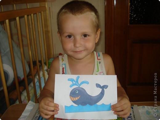 Недавно Елена Базарова писала про книжки с аппликацией для малышей. Мы давно уже делаем эти аппликации. Вот из последнего. Летняя коллекция фото 3