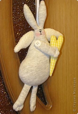 Кролик-ангел фото 3