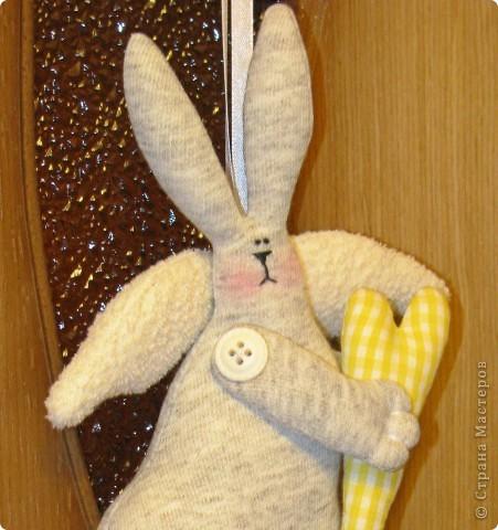 Кролик-ангел фото 2
