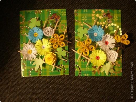 Всем здравствуйте!!! Вот моя очередная мини-серия с цветочками.  фото 1