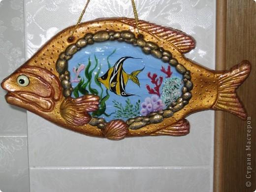 Такая вот рыбка...