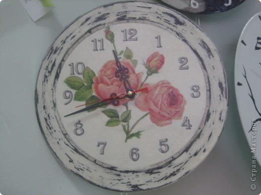 Часы. Мой первый Шеби шик.  Получился ли? Ваше мнение фото 1