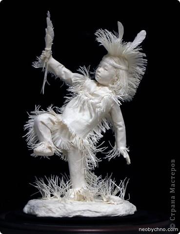 Продолжаю удивляться увиденным в сети, делюсь с вами, думаю вы тоже удивитесь! Даже не верится, что эти работы из бумаги! Авторы используют свои собственные запатентованные методы. Вот это бумажные скульптуры супругов Аллена и Пэтти Экман.  фото 1