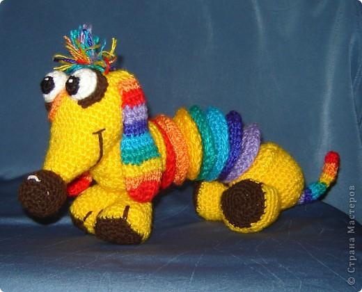 Попробовала себя в создании мягкой игрушки. Спасибо Беловой Елене за замечательный Мастер Класс! фото 1