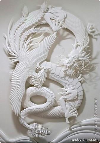 Продолжаю удивляться увиденным в сети, делюсь с вами, думаю вы тоже удивитесь! Даже не верится, что эти работы из бумаги! Авторы используют свои собственные запатентованные методы. Вот это бумажные скульптуры супругов Аллена и Пэтти Экман.  фото 5