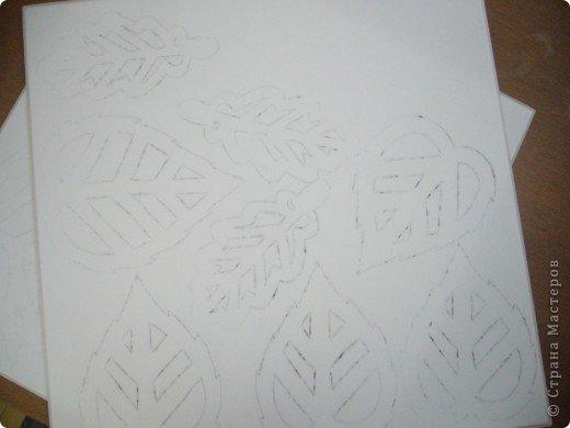 осенние листочки фото 5