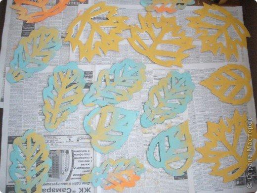 осенние листочки фото 9