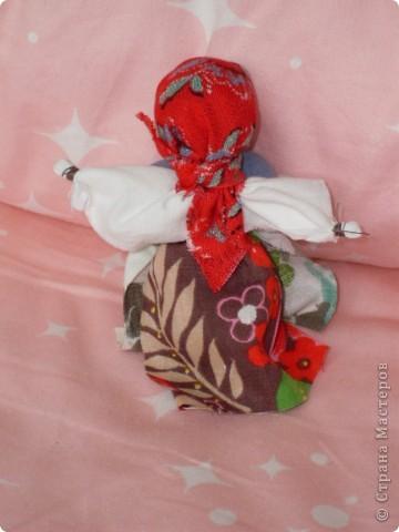 Вепская кукла-оберег фото 2