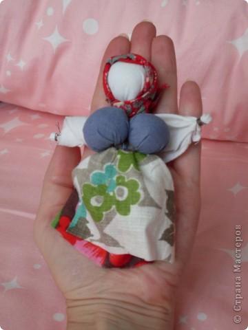Вепская кукла-оберег фото 3
