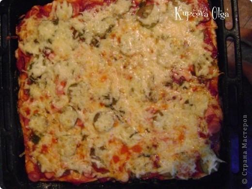Моя пицца фото 1