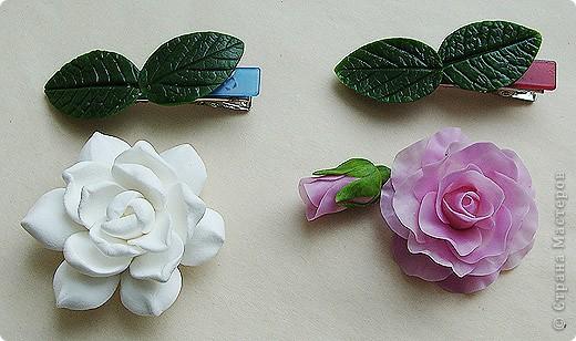 Тюльпанный цветок тюльпанного дерева, ждет своего часа сборки в веточку! :) Это чудо мы лепили со Светланой и мк засняли http://stranamasterov.ru/node/211613 фото 10
