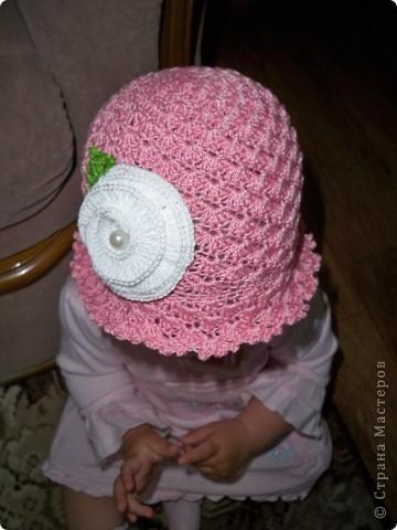 Вот такие разные шапульки. фото 7
