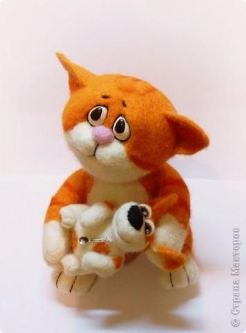 Рыжий котёнок фото 7