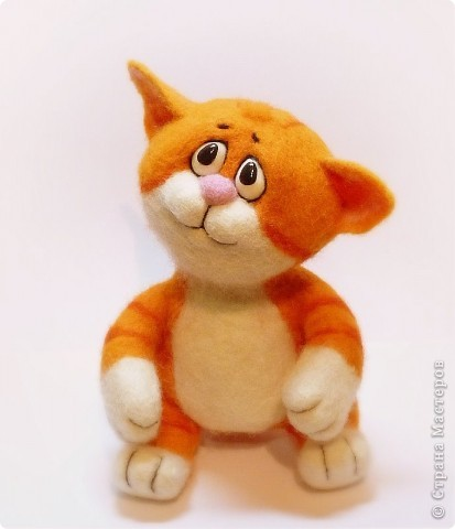Рыжий котёнок фото 2