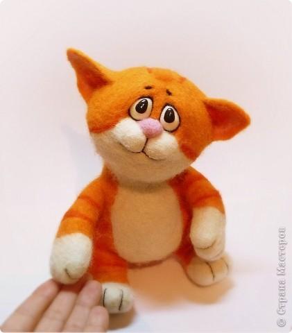 Рыжий котёнок фото 4