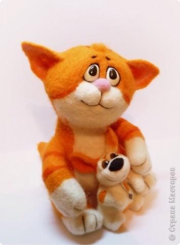Рыжий котёнок фото 6