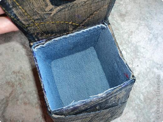 Склеила себе такой коробок, но ещё не придумала для чего он будет служить.. фото 4