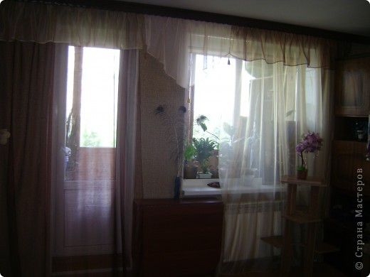 А теперь мы дошли до ремонта в гостинной.А как ремонт и без обновления гардин? фото 3