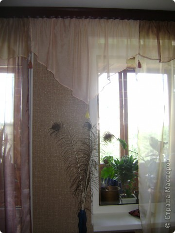 А теперь мы дошли до ремонта в гостинной.А как ремонт и без обновления гардин? фото 2