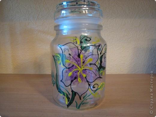 баночки, вазочки, кувшин  фото 1