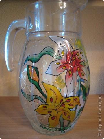 баночки, вазочки, кувшин  фото 2