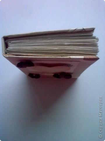 Здравствуйте!Я к вам со своей новой работой!Это мой кофейный комплект:открытка и блокнот. фото 7
